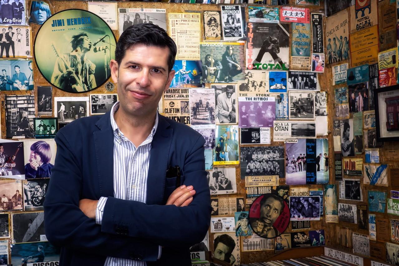 Entrevista a Eduardo Infante, autor de 'No me tapes el Sol'