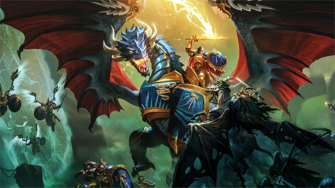 'Warhammer Age of Sigmar: Storm Ground', tiene pintaza y lo sabes