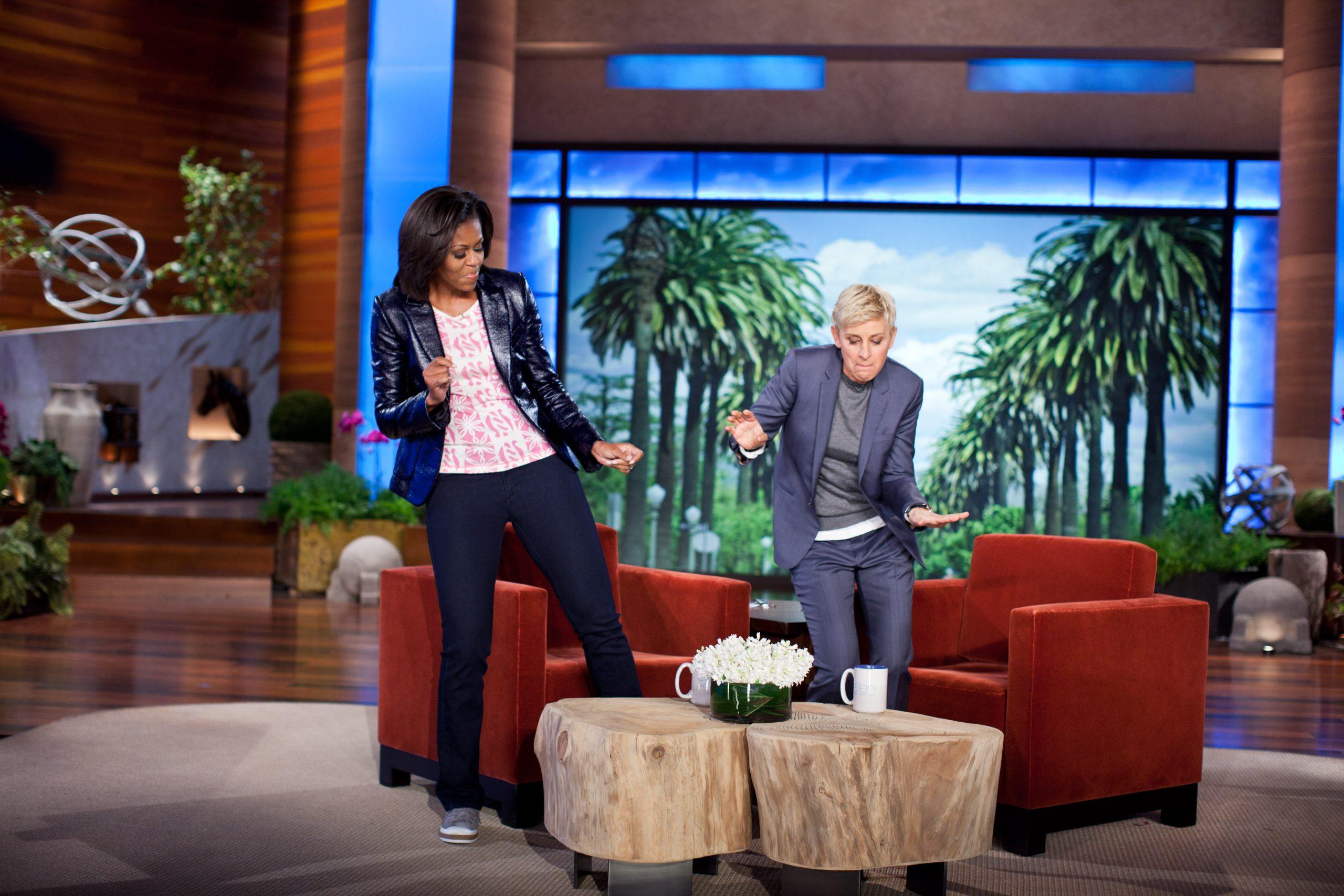 Ellen DeGeneres se despide de su programa el próximo año