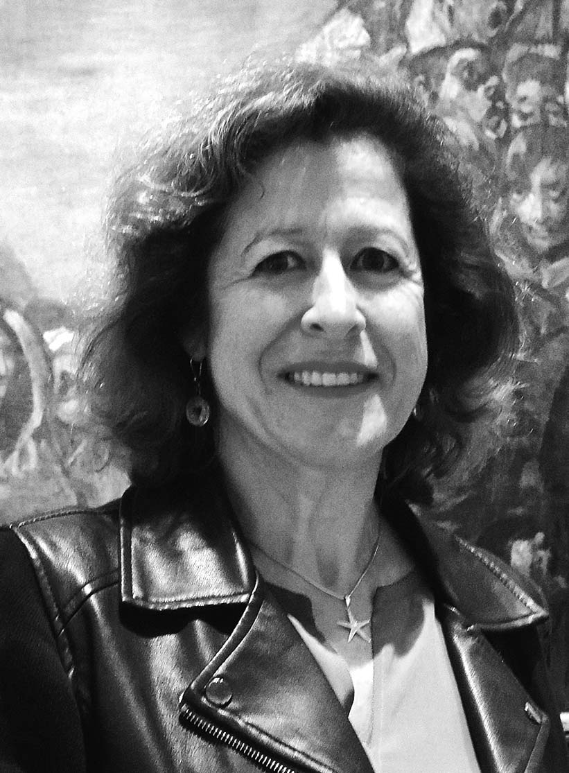 Berna González Harbour,  autora de 'El Pozo'