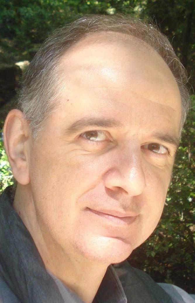 Entrevista al escritor Salvador Bayarri