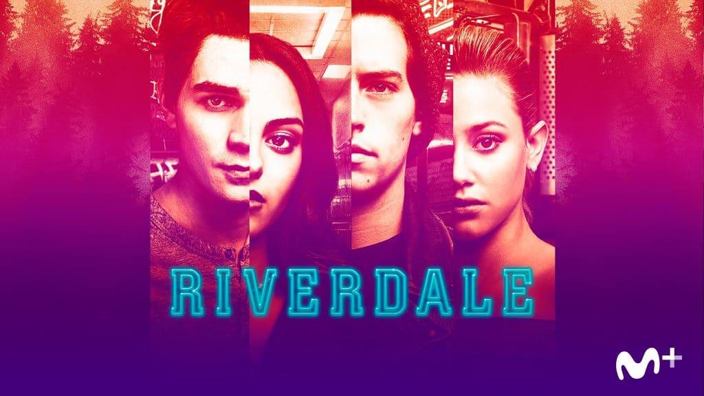 El 12 de agosto llega la 5T de 'Riverdale' a Movistar+